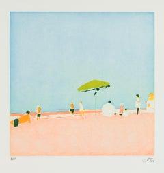 Sky Beach 2004. (blue)