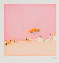 Sky Beach 2004 (pink)