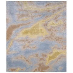 Hand Knotted - silk rug - Ischia Daylight, Edition Bougainville