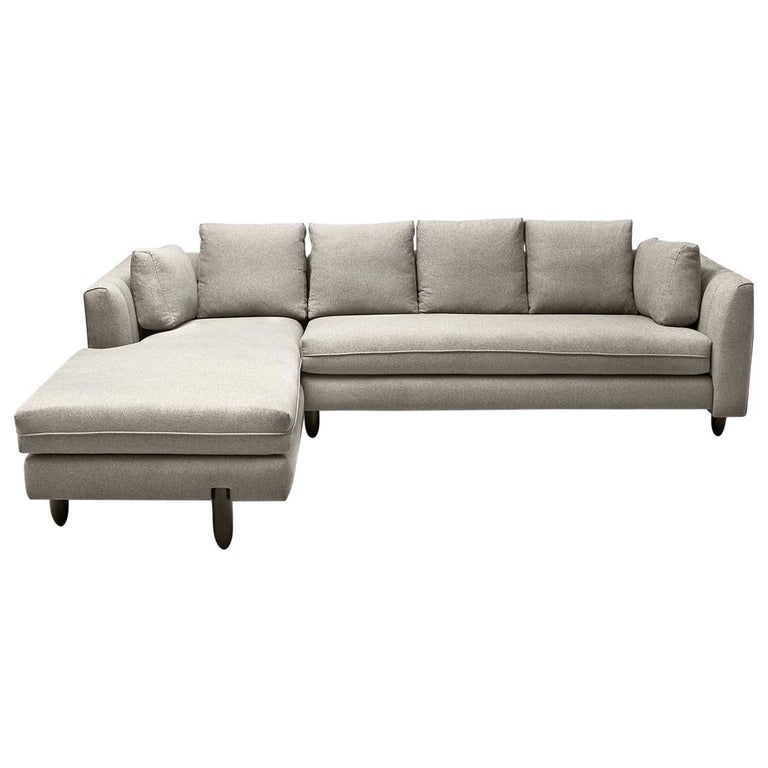 Isherwood Sectional by Lawson-Fenning For Sale