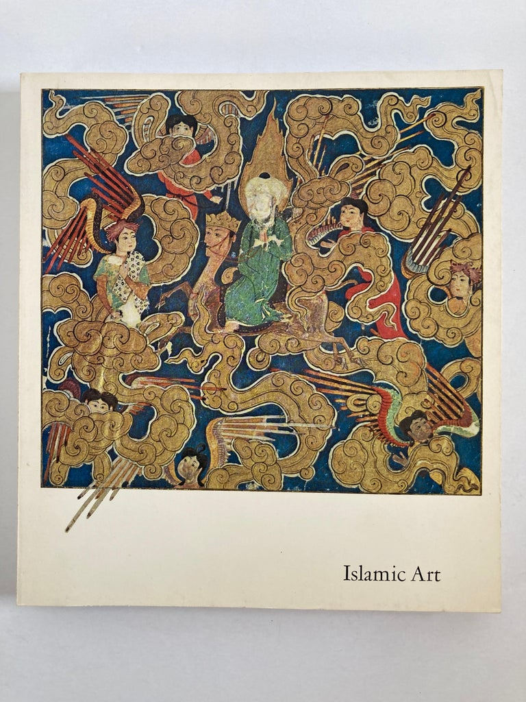 Islamic Art, The Nasli M. Heeramaneck Collection January 1, 1973 Paperback Book In Good Condition For Sale In North Hollywood, CA