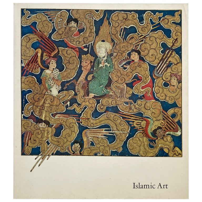 Islamic Art, The Nasli M. Heeramaneck Collection January 1, 1973 Paperback Book For Sale