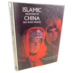 Islamic Frontiers Of China Silk Road Images Coffee Table Book Signed