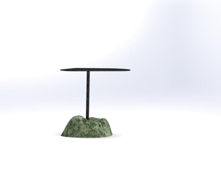 Modern Island Side Table by Krzywda For Sale