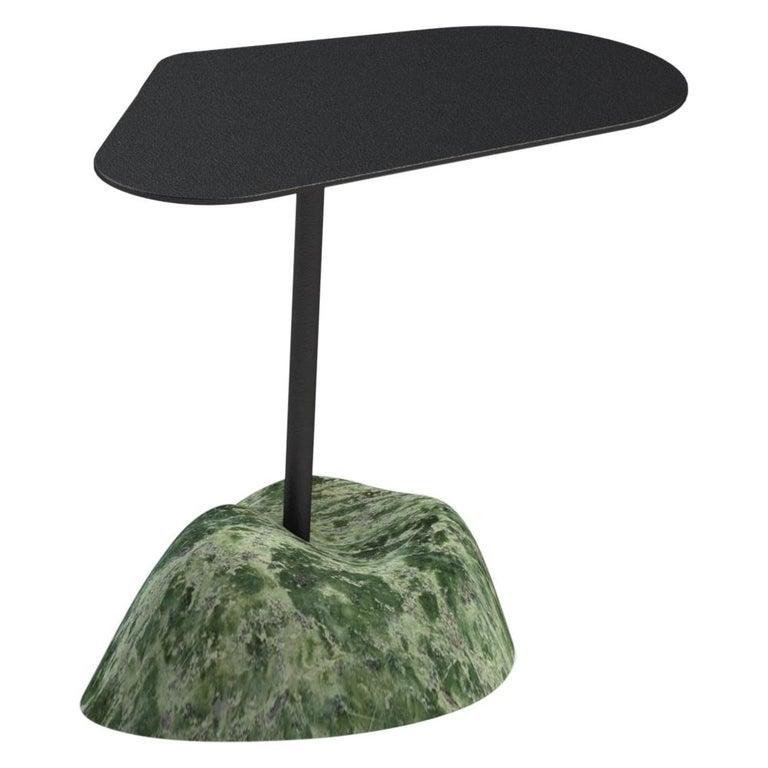 Island Side Table by Krzywda For Sale
