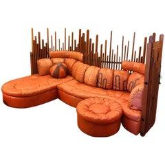 Isle D'Palm Modular Sofa by Pacific Green