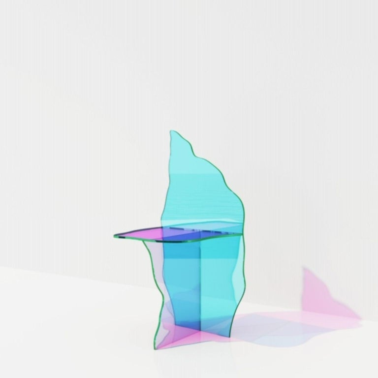 Isola chair by Brajak Vitberg