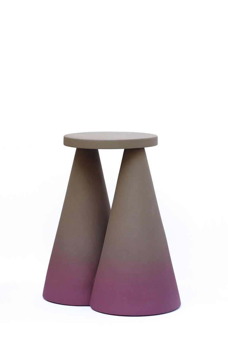 Isola Side Table by Cara Davide For Sale 1