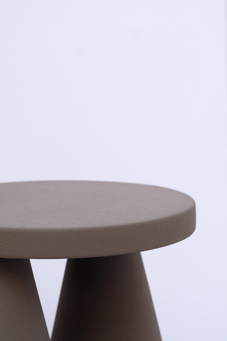 Isola Side Table by Cara Davide For Sale 2