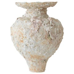 """""""Isolated n.17"""" Stoneware Vase by Raquel Vidal and Pedro Paz"""