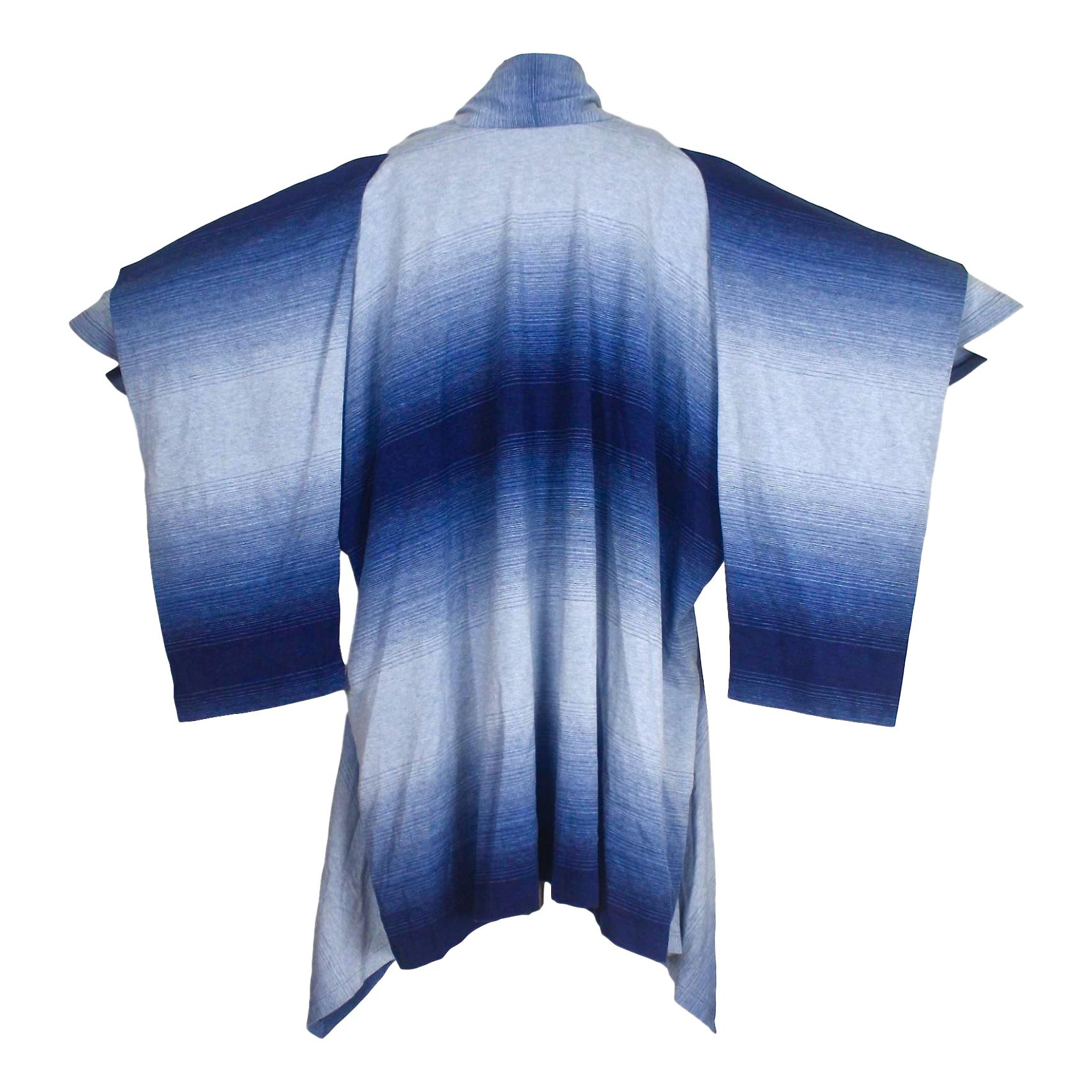 Issey Miyake 1980s Long and Short Sleeve Jacket