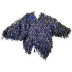 Issey Miyake A/W 1985 Runway Cocoon Coat