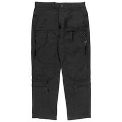 Issey Miyake AW2000 Ballistic Nylon Cargo Pants