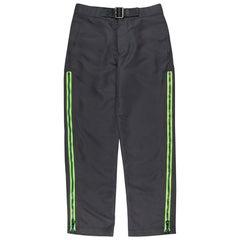 Issey Miyake AW2000 Zipper Trousers