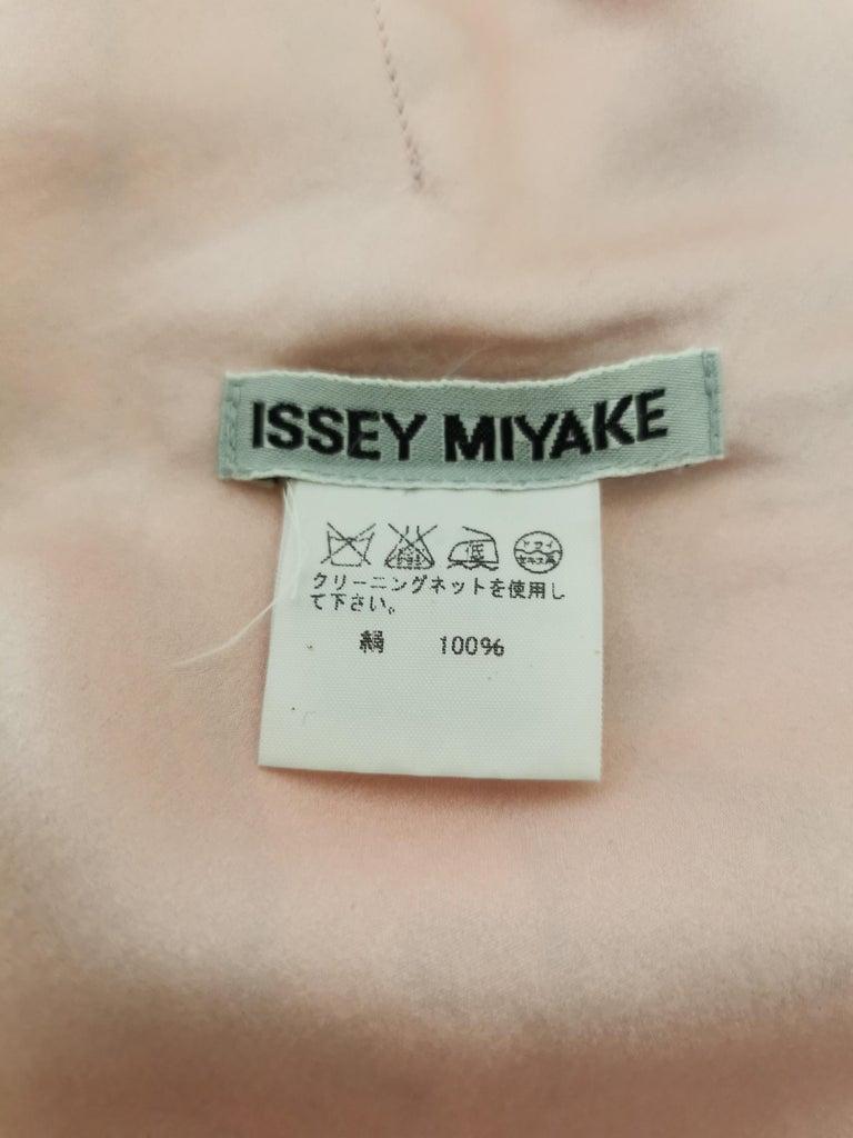 Issey Miyake Aya Takano Limited Edition 2004 Silkscreen Printed Circular Vest For Sale 12