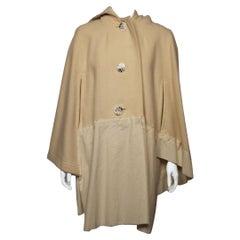 Issey Miyake Cape/Coat