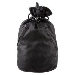 Issey Miyake Drawstring Bag, 1980s