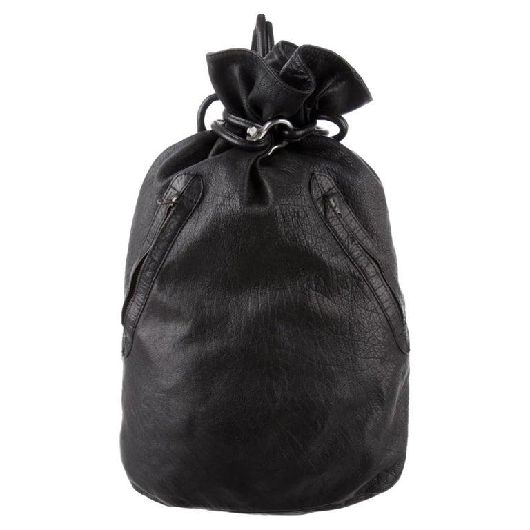 Issey Miyake Drawstring Bag, 1980s For Sale