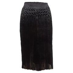 Issey Miyake Fete Pleated Skirt