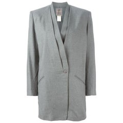 Issey Miyake Grey Wool Jacket
