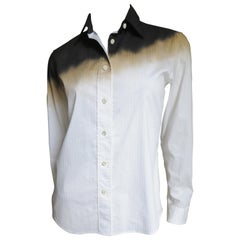 Issey Miyake Ombre Shirt