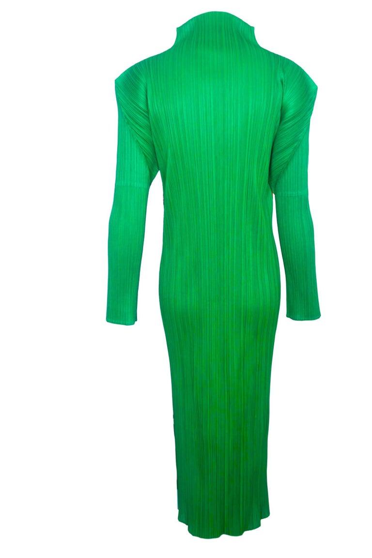 Issey Miyake Pleats Please Machine Gun Baby Dress  4