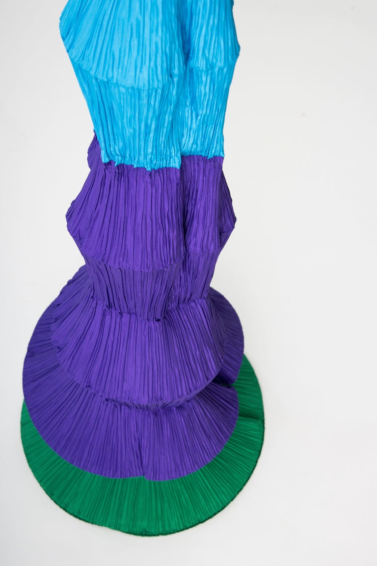 Issey Miyake Runway Flying Saucer Dress, Spring 1994 For Sale 10