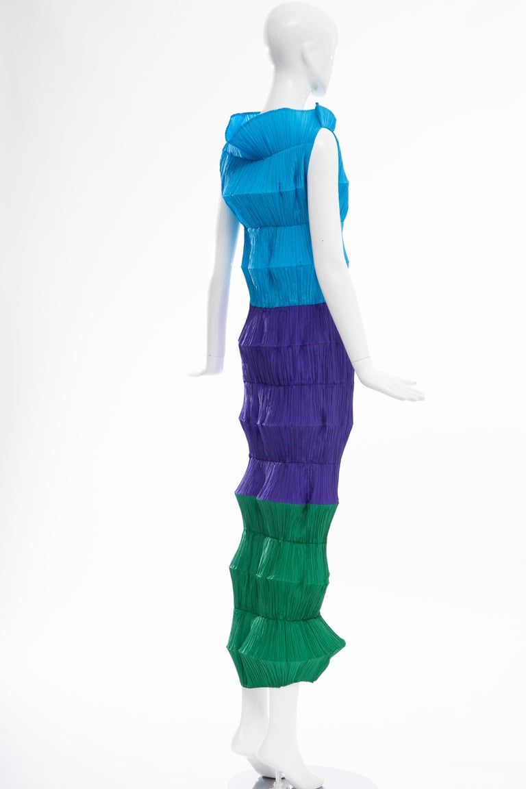 Issey Miyake Runway Flying Saucer Dress, Spring 1994 For Sale 1