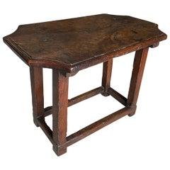 Italian 17th Century Side Table