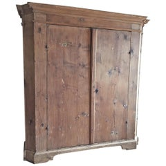 Italian 18th Century Cupboard
