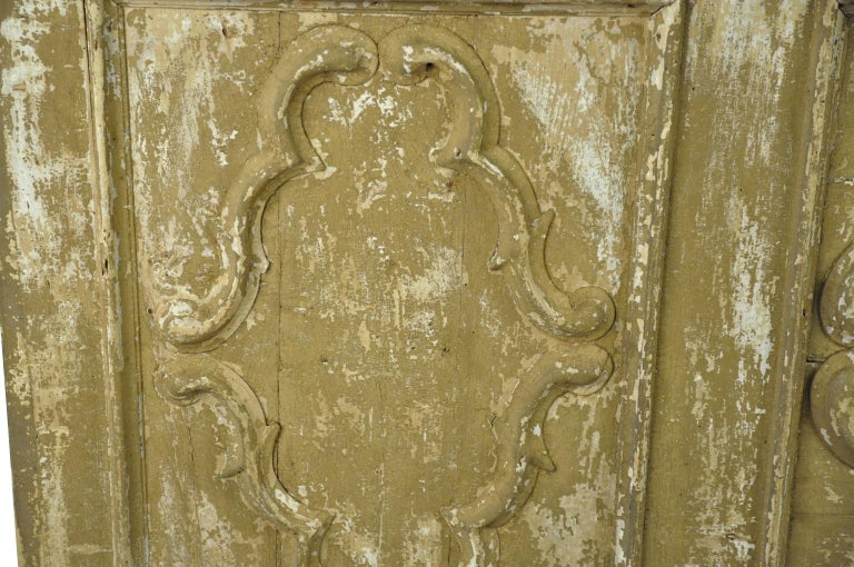 Italian 18th Century Door In Good Condition For Sale In Atlanta, GA