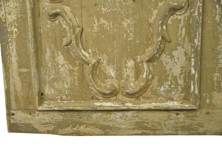 18th Century and Earlier Italian 18th Century Door For Sale