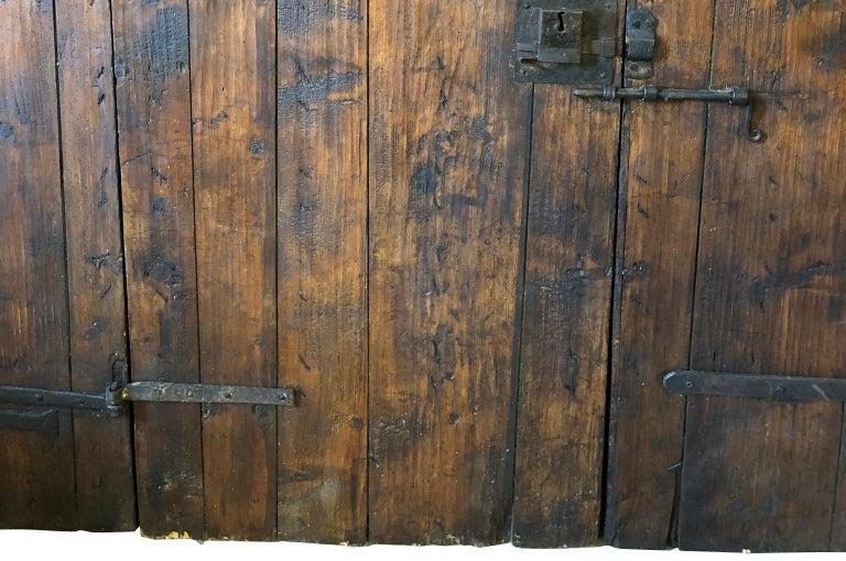 Italian 18th Century Entry Doors For Sale 6