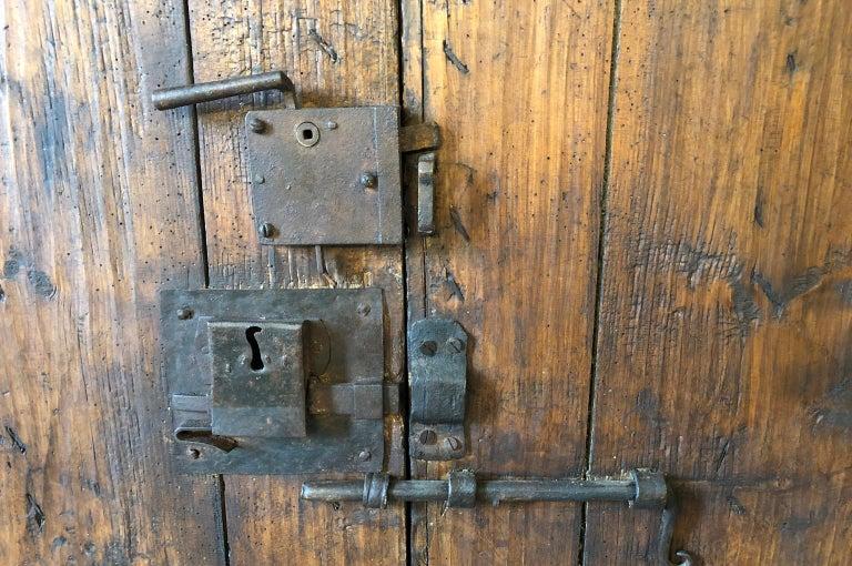 Italian 18th Century Entry Doors For Sale 2