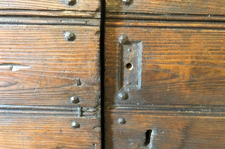 Italian 18th Century Entry Doors For Sale 4