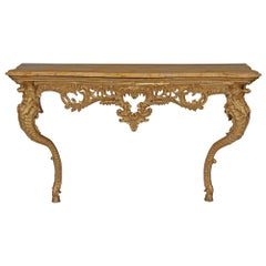 Giltwood Tables