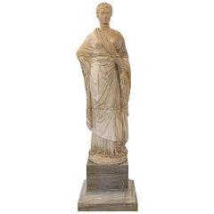 Italian 18th Century Terracotta Statue