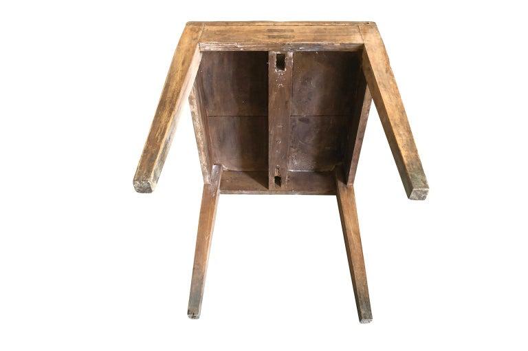 Italian 18th Century Work Table For Sale 5