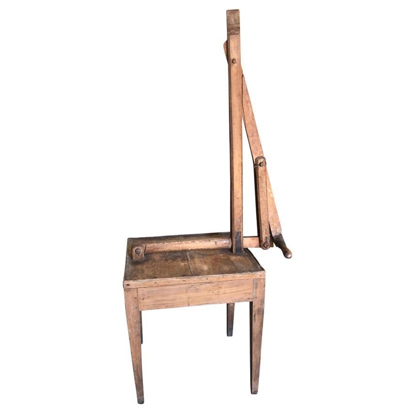 Italian 18th Century Work Table