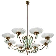 Art Deco Chandeliers and Pendants