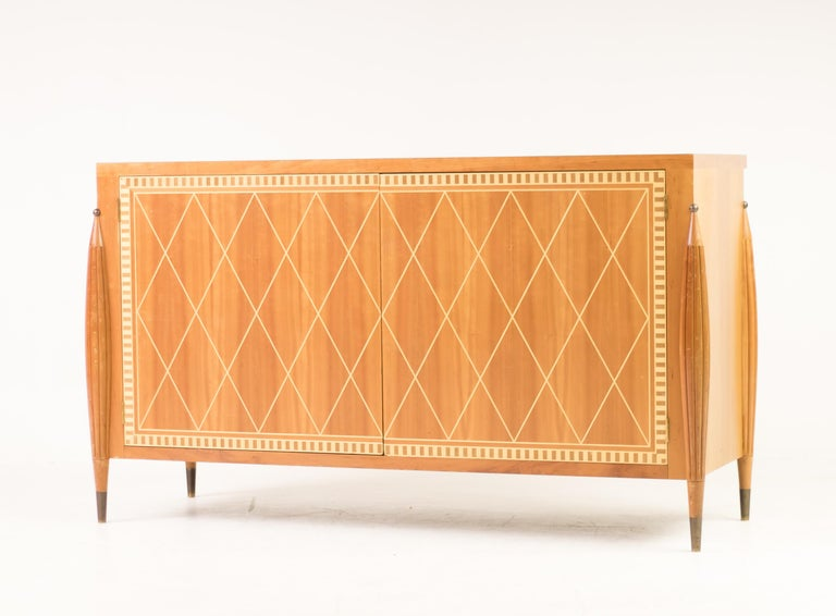 Mid-20th Century Italian 1950s Cabinet For Sale