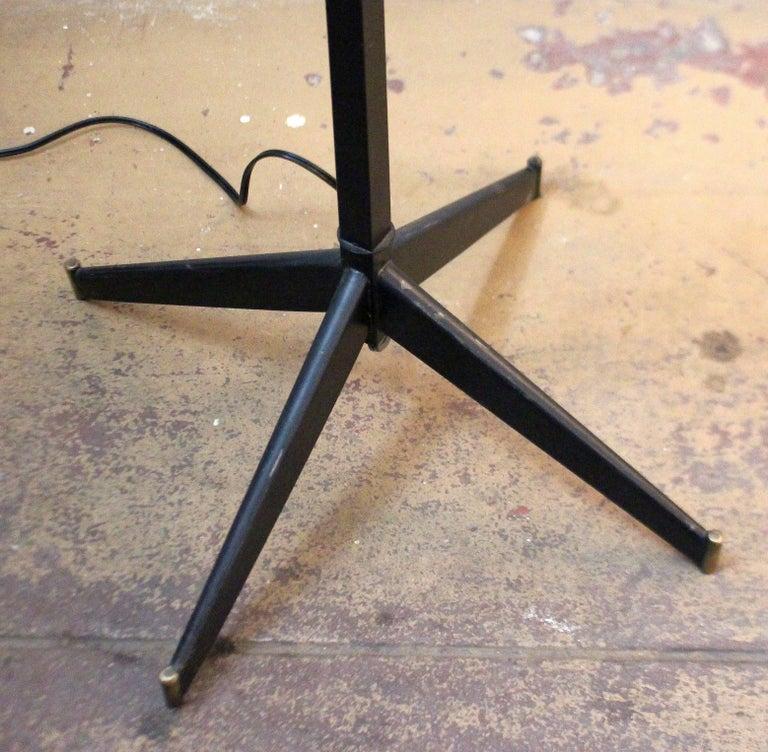 Mid-Century Modern Italian 1950s Floor Lamp For Sale
