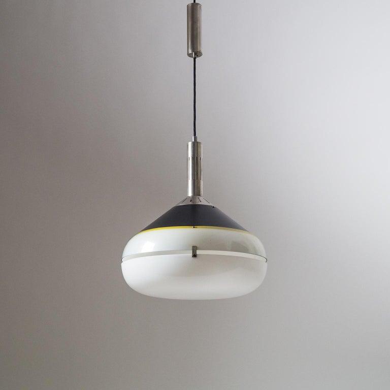 Italian 1950s Pendant by Stilux For Sale 6