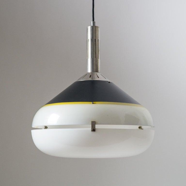 Italian 1950s Pendant by Stilux For Sale 7