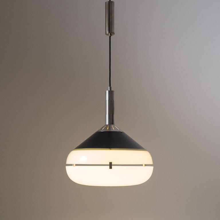 Mid-20th Century Italian 1950s Pendant by Stilux For Sale