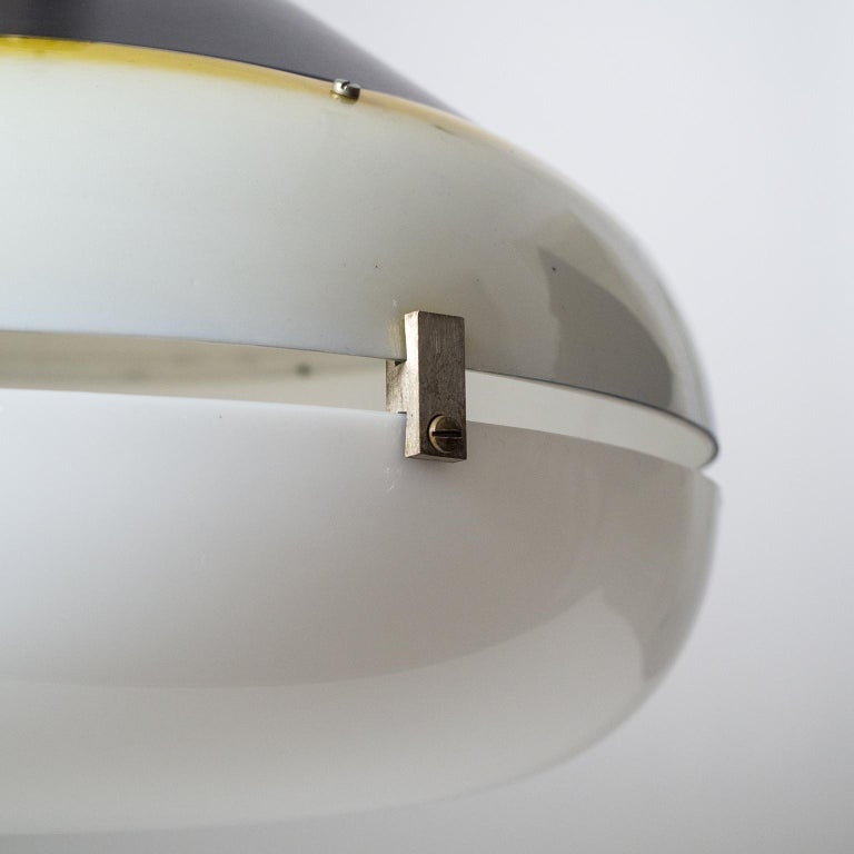 Italian 1950s Pendant by Stilux For Sale 2