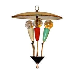 Italian 1950's Pendant