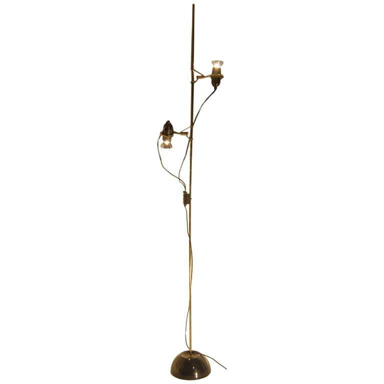 ITALIAN 1960'S FLOOR LAMP , ARTELUCE ?
