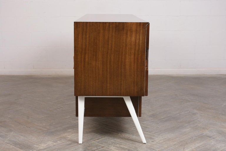 Mid-20th Century Mid-Century Modern Italian Credenza For Sale