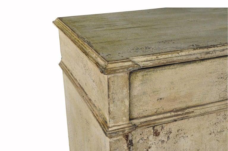Wood Italian 19th Century Buffet For Sale